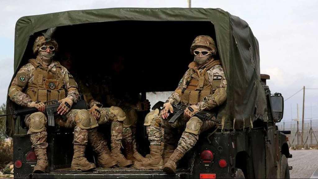 Opération militaire au Liban-Nord: l'armée élimine un chef terroriste, 4 soldats tombés en martyr