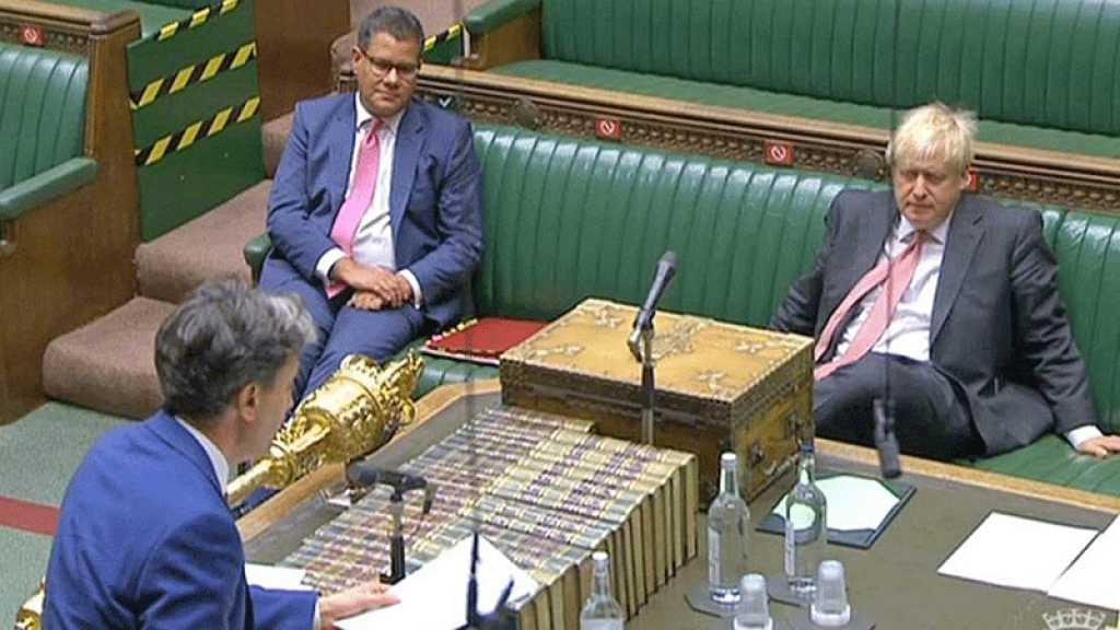 Brexit: les députés britanniques donnent leur approbation initiale au texte controversé