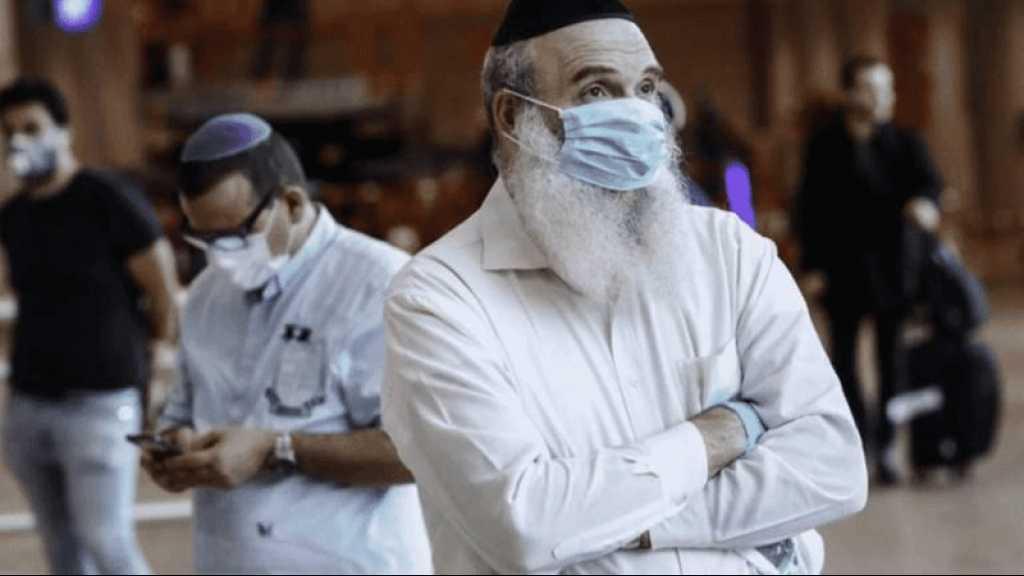 Entité israélienne: 4.973 nouveaux cas de coronavirus en 24h, un record