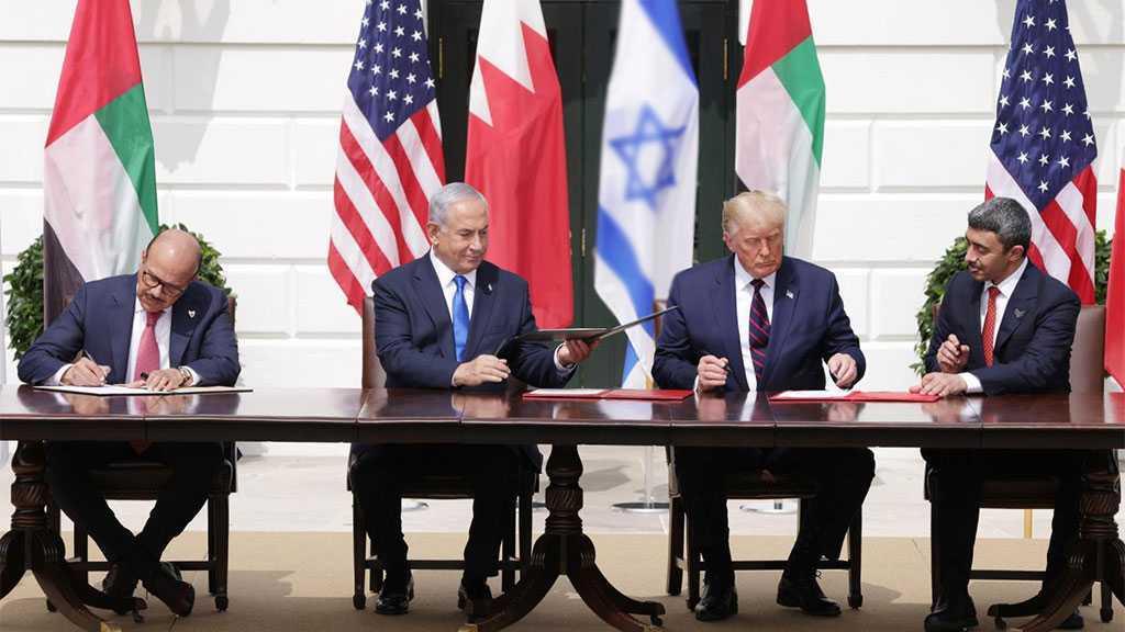 Des pays arabes signent avec «Israël», la résistance palestinienne pilonne l'entité sioniste