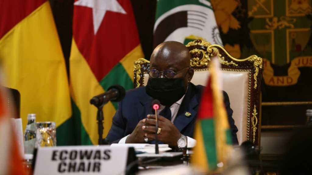 Mali: la Cédéao espère une autorité civile de transition dans les prochains «jours»