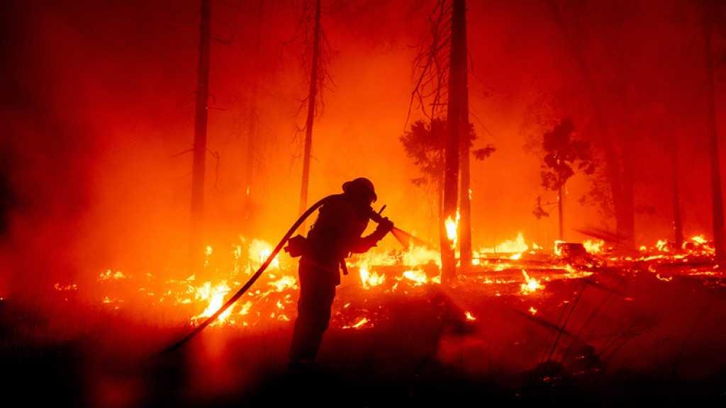La fumée des incendies américains jusqu'en Europe
