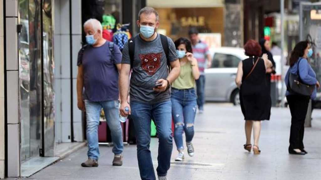 Coronavirus au Liban: sept décès et 634 nouveaux cas en 24h