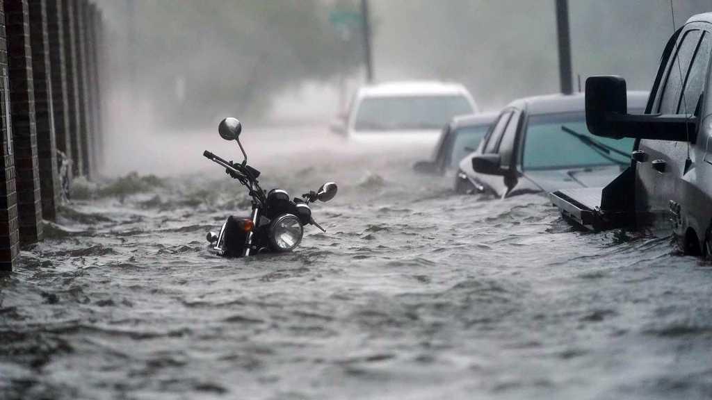 L'ouragan Sally s'abat sur le sud-est des Etats-Unis, inondations et coupures de courant