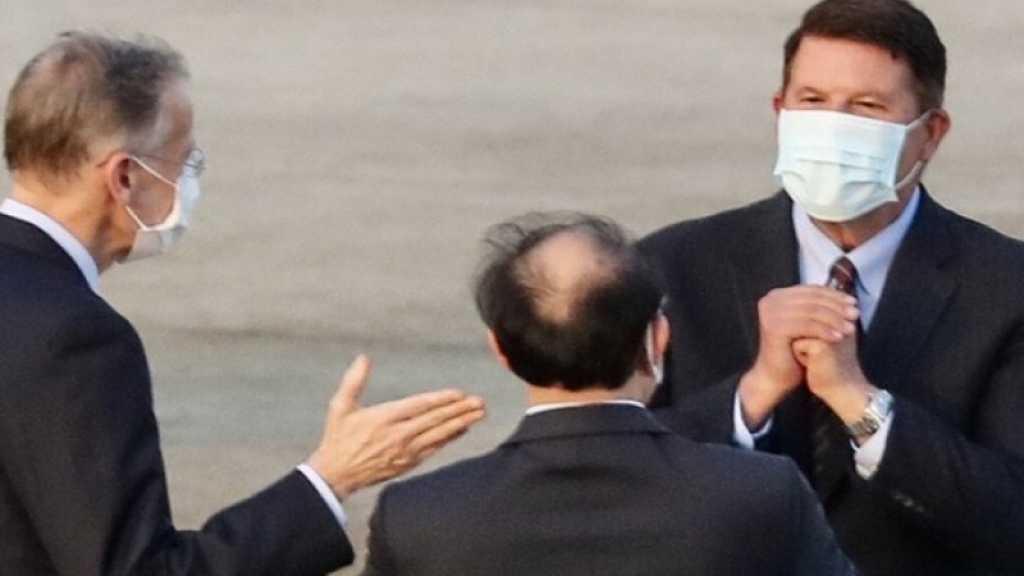 Ministre américain à Taïwan: la Chine réplique avec des exercices militaires