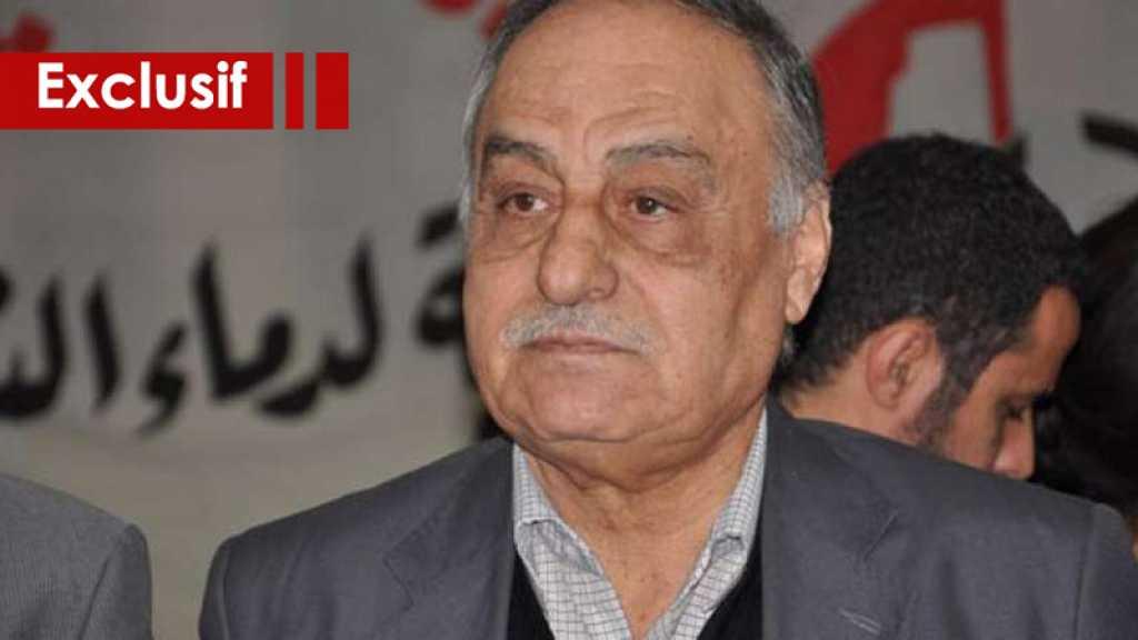 Le secrétaire général adjoint du FPLP à AlAhed: Nous misons sur l'axe de la résistance pour avorter la normalisation avec l'ennemi