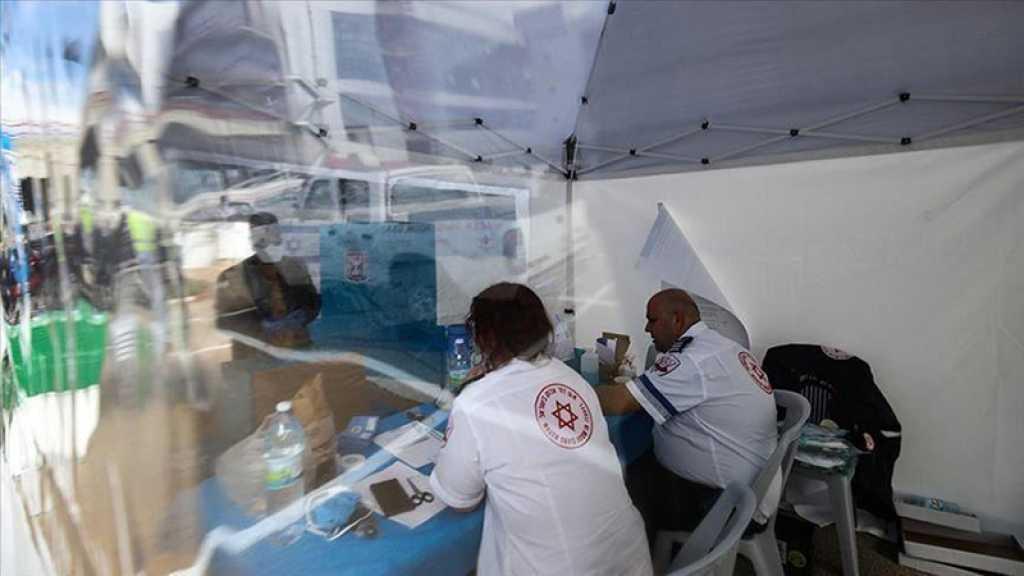Entité israélienne/Coronavirus: 179.071 cas et 1.196 décès au total