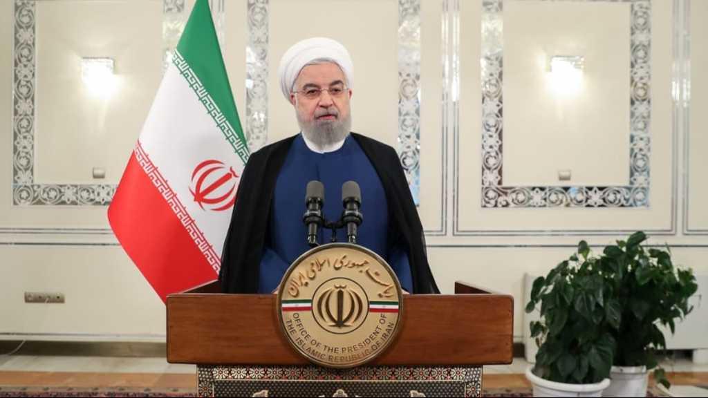 «Le prochain président américain devra céder face à l'Iran», prévient Rohani