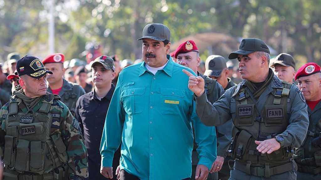 Venezuela: commando spécial contre d'éventuelles opérations américaines