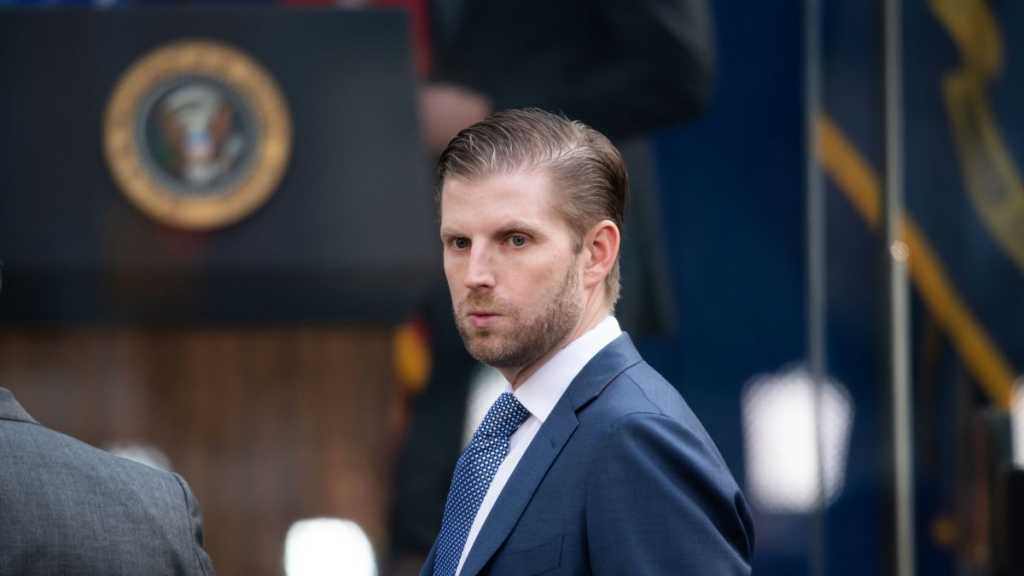 USA: un fils Trump contraint à témoigner sur les affaires de son père avant la présidentielle