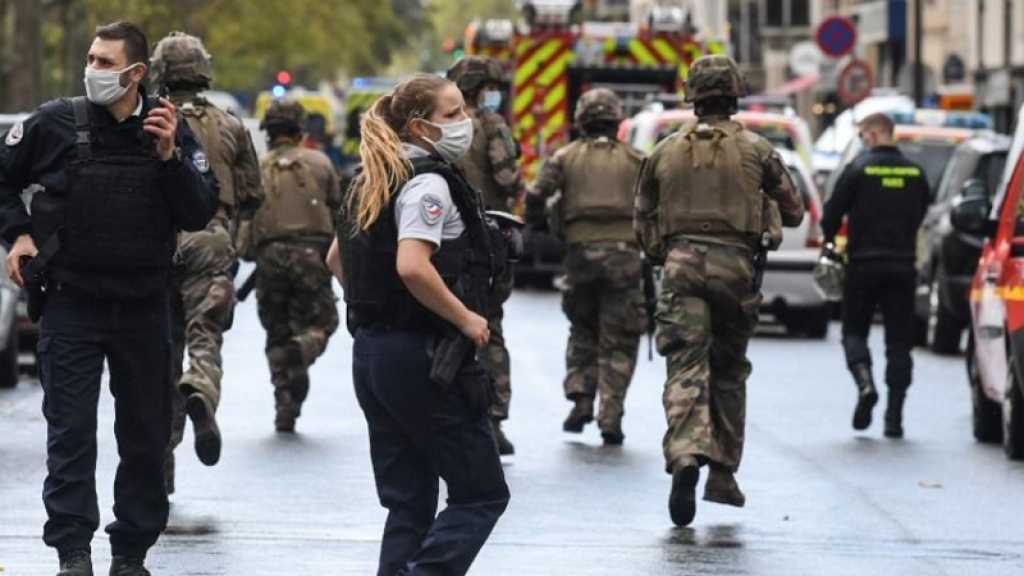 Paris: un individu blesse quatre personnes à l'arme blanche et prend la fuite