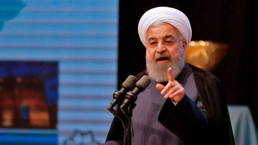 Le président iranien accuse Washington de «sauvagerie»