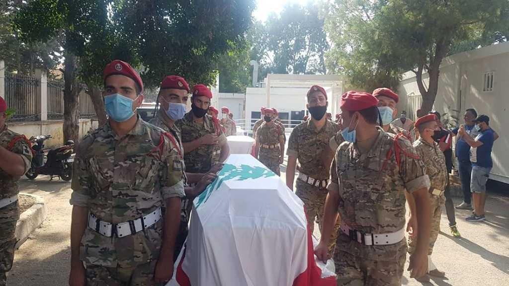 Liban: deux soldats tombés en martyre dans le nord suite à une attaque terroriste