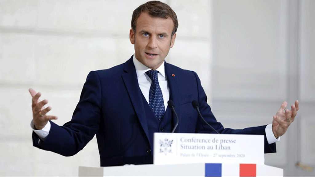 Liban: Macron déclare avoir «honte» pour les dirigeants libanais