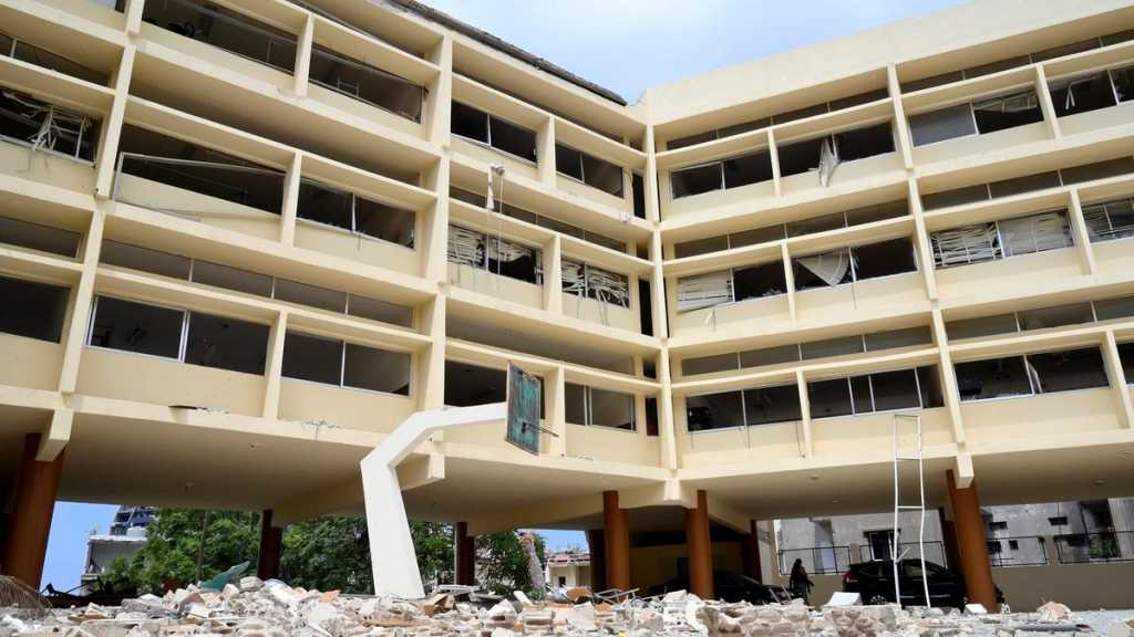 Explosion à Beyrouth: un enfant sur quatre pourrait être privé d'école