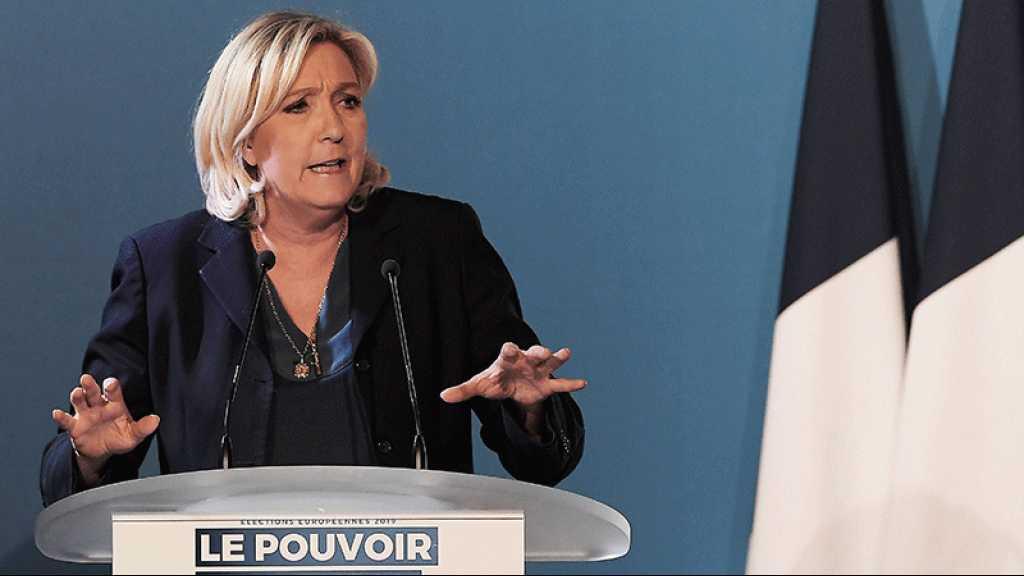 Immigration: Marine Le Pen veut renvoyer les mineurs isolés dans leur pays d'origine