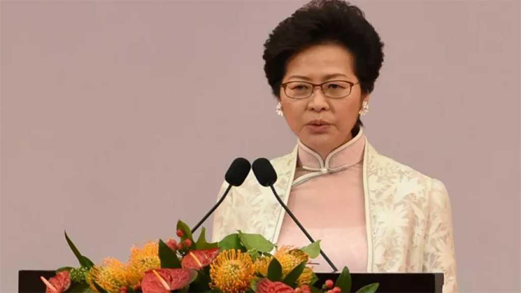 Hong Kong: Carrie Lam salue le «retour de la paix» pour la fête nationale chinoise