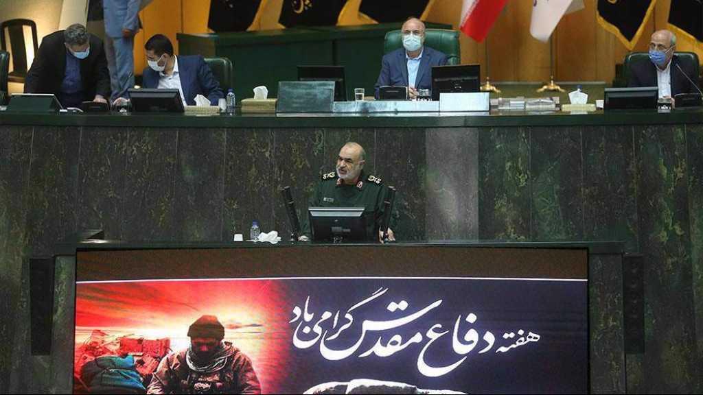 «Même si l'Iran se réconcilie avec les USA, ils finiront par nous trahir», dit le général Salami