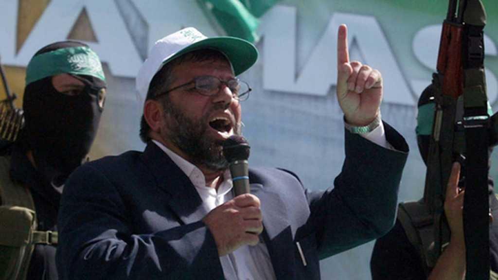«Israël» arrête un haut dirigeant du Hamas en Cisjordanie occupée