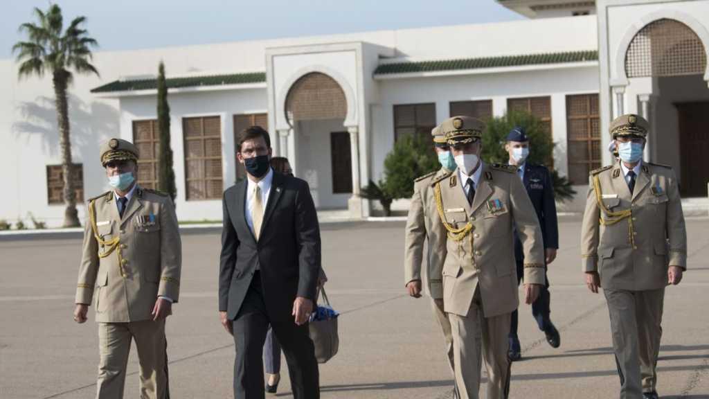 Maroc: le chef du Pentagone à Rabat pour signer un accord de coopération militaire
