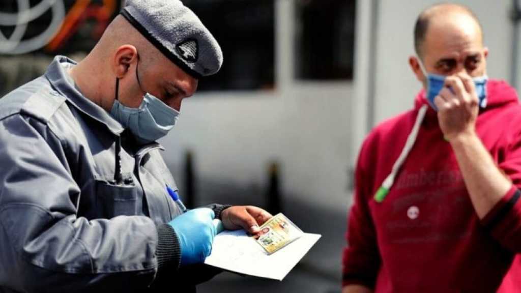 Coronavirus au Liban: 12 décès et 1291 cas en 24h, le bouclage localisé adopté