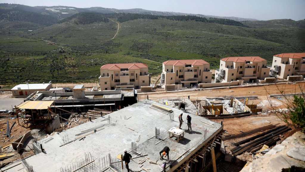 La Palestine condamne le projet israélien de construire 5.400 unités dans les colonies de Cisjordanie