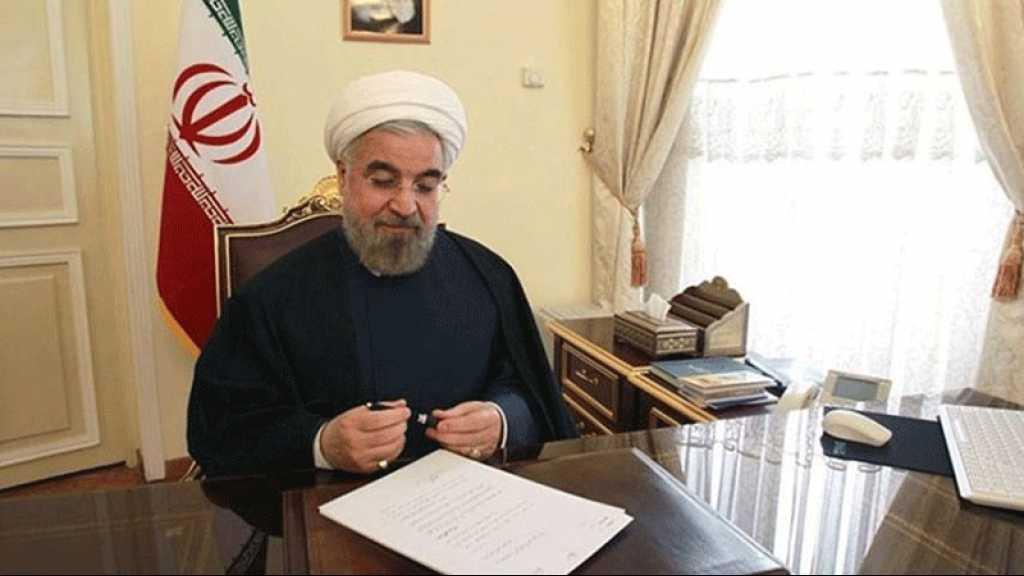Rohani: L'Iran et le Koweït verront l'expansion croissante des relations amicales bilatérales