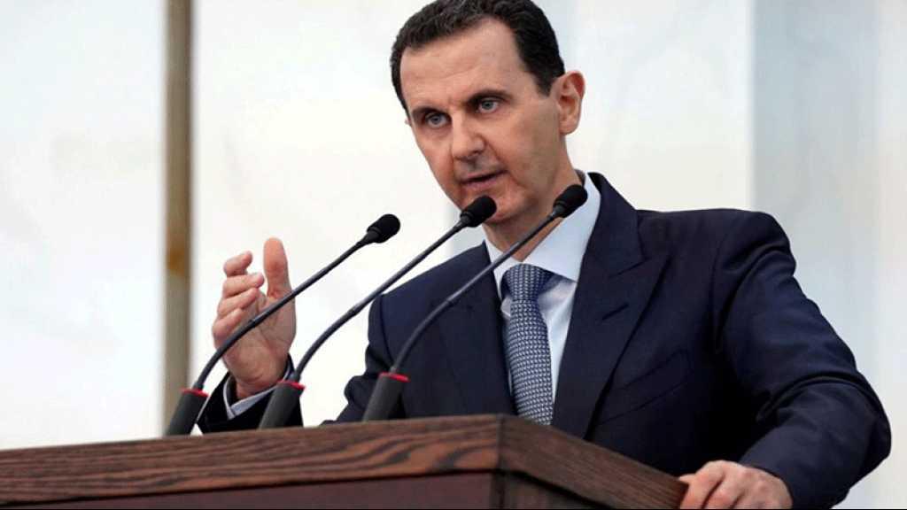 Assad accuse Erdogan d'être le «principal instigateur» du conflit au Haut-Karabakh
