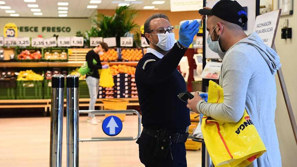Coronavirus: l'ensemble de l'état-major américain en quarantaine, nouvelles restrictions en Europe
