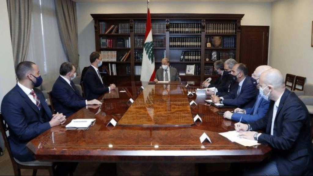 Aoun: Les Libanais attendent avec grand intérêt les résultats de l'audit des comptes de la BDL