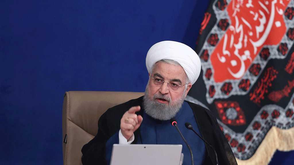 Haut-Karabakh: Rohani insiste sur la sécurité des frontières iraniennes