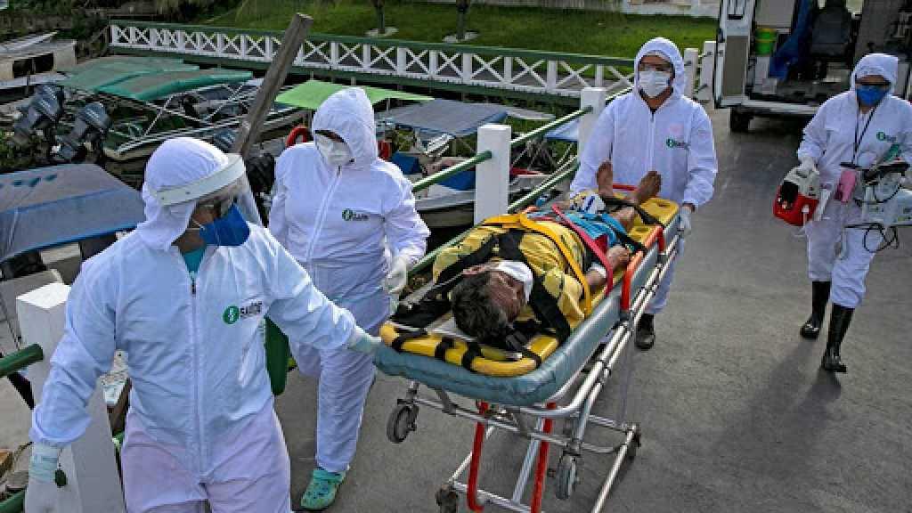 Coronavirus: plus de 6 millions de cas en Europe, et 5 millions au Brésil