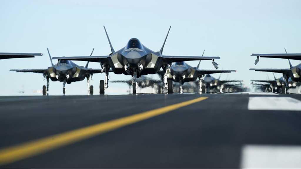 Le Qatar a demandé l'achat d'avions F-35 aux États-Unis