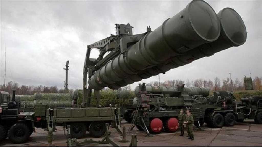 La Turquie se préparerait à des essais de missiles S-400 en mer Noire