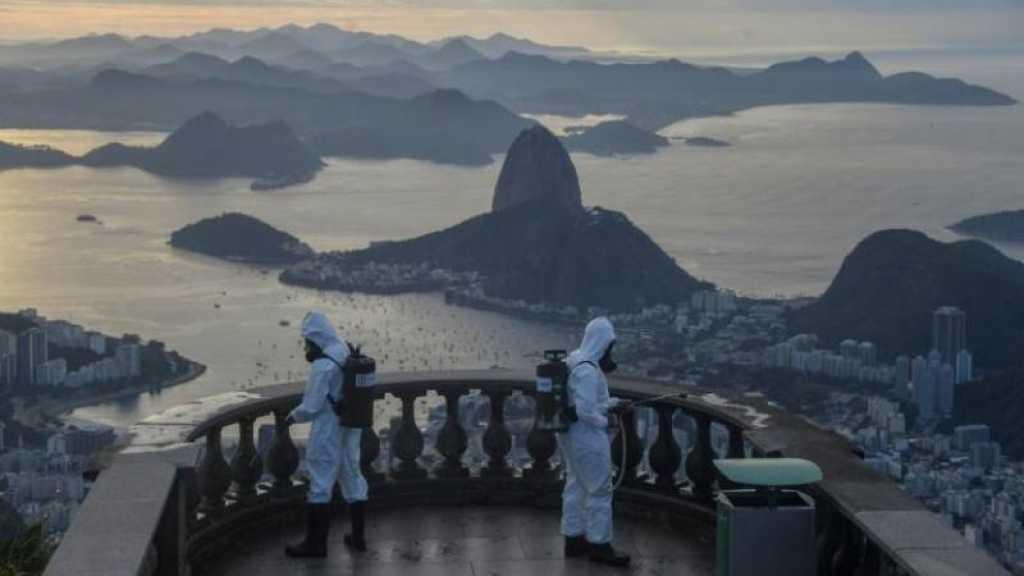Coronavirus: bond des contaminations et restrictions en Europe, le Brésil frôle les 150.000 morts