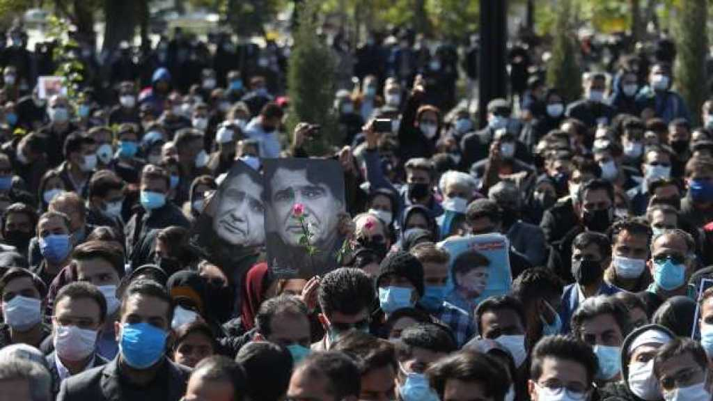Iran: «Maître» Shajarian enterré près de la tombe du poète épique persan Ferdossi