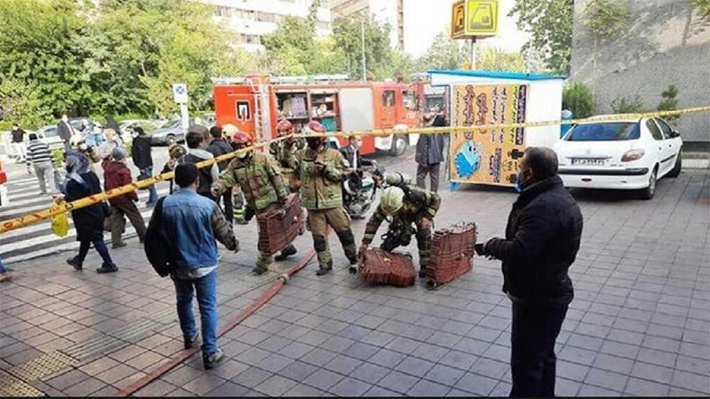 Iran: incendie dans une station de métro de Téhéran, pas de victime