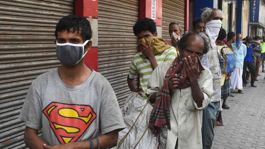 Coronavirus: plus de 7 millions de cas en Inde, nouvelles restrictions en Angleterre, en Espagne et en France