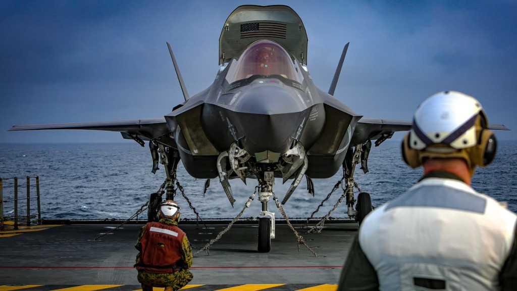 «Israël» s'opposera à toute vente américaine de F-35 au Qatar