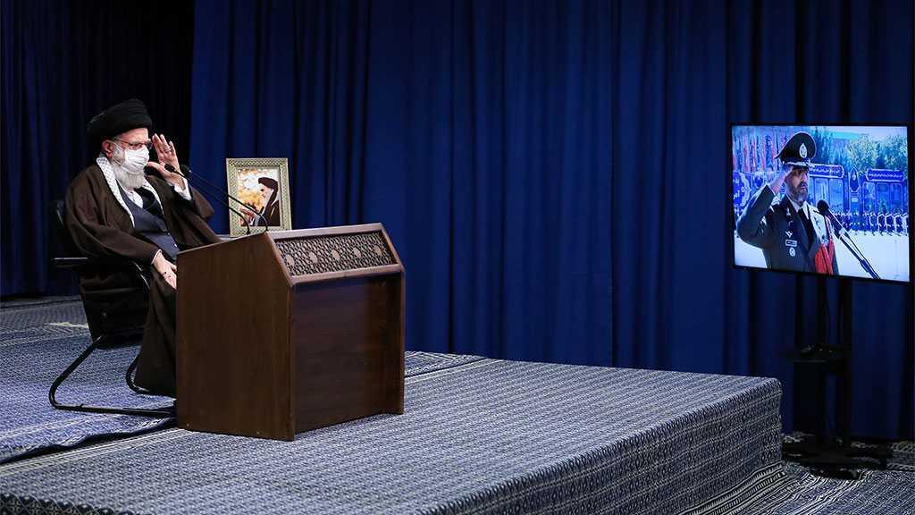 Sayed Khamenei: «Notre puissance militaire est le résultat d'une perception exacte des menaces»