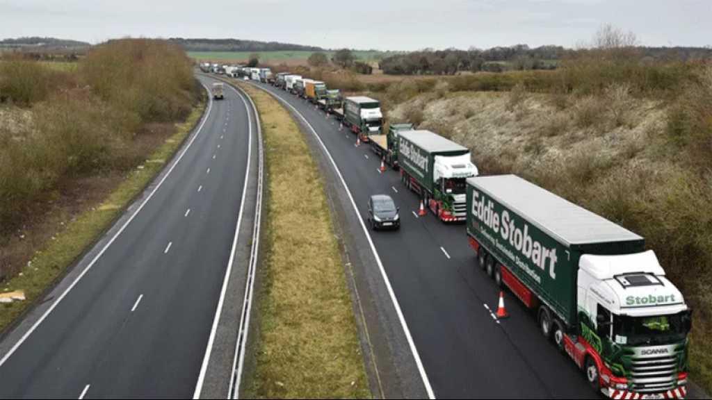 Brexit: les routiers britanniques dans le flou à l'approche de la fin de la période de transition