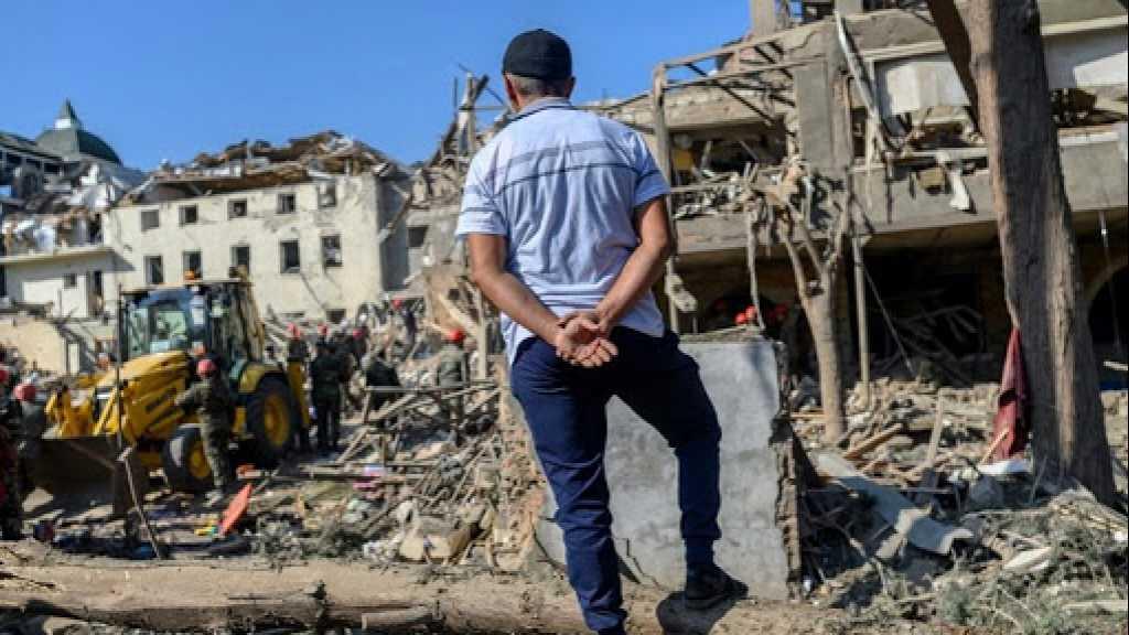Nagorny Karabakh: l'Azerbaïdjan frappe en Arménie, le conflit s'intensifie