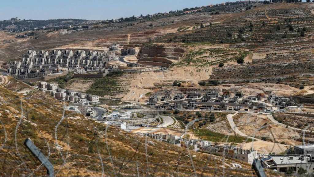 Cisjordanie: «Israël» approuve plus de 2 000 nouveaux logements dans les colonies