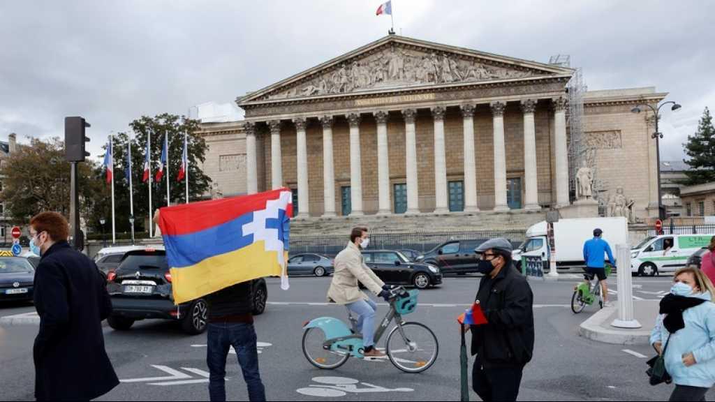 Une vingtaine de députés français pour la reconnaissance de la République du Haut-Karabakh