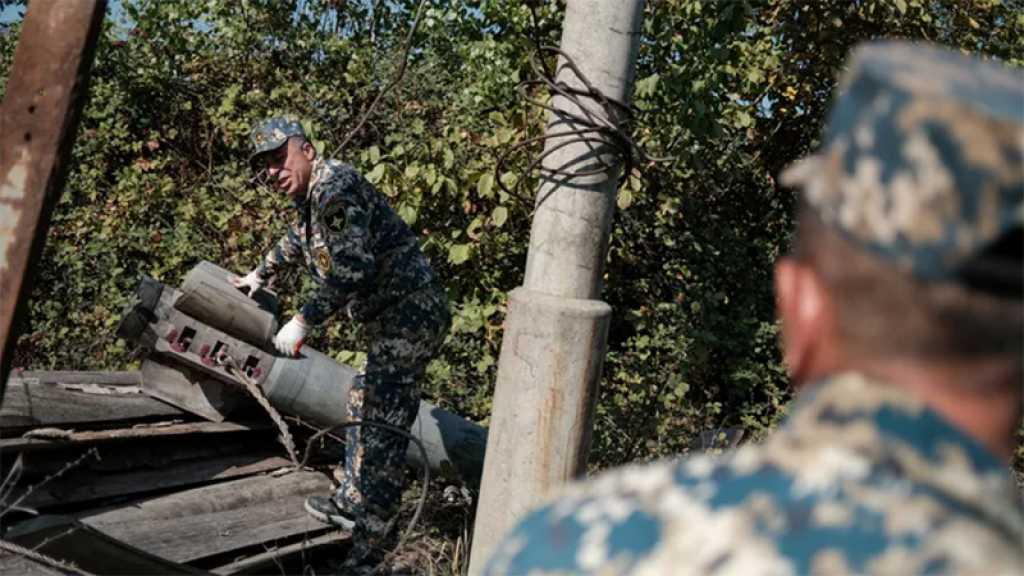 Manœuvres russes en mer Caspienne sur fond du conflit au Karabakh