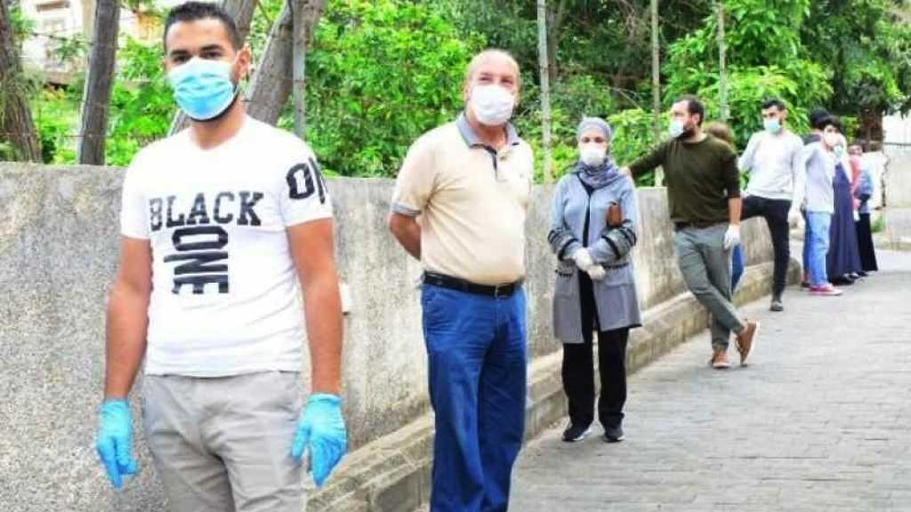 Coronavirus au Liban: 8 décès et 1368 nouveaux cas en 24h