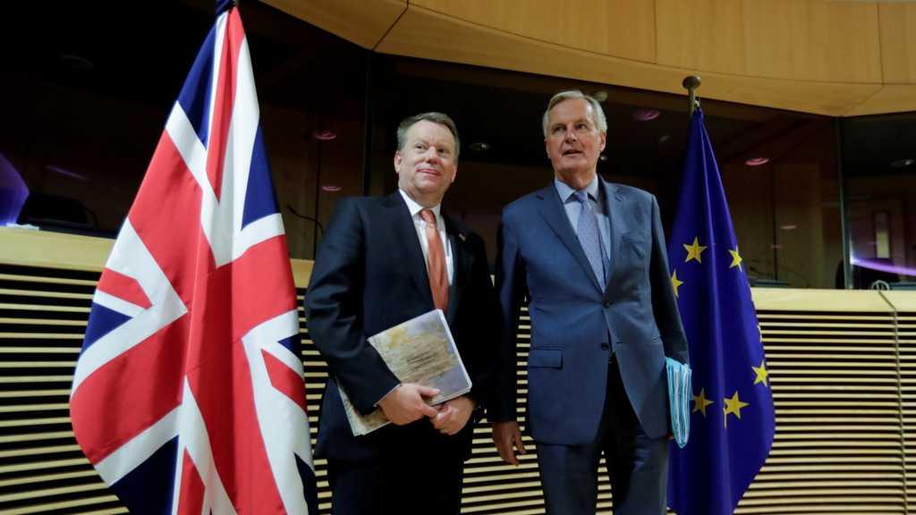 Brexit: Londres et l'UE discuteront lundi du «format» des discussions post-Brexit