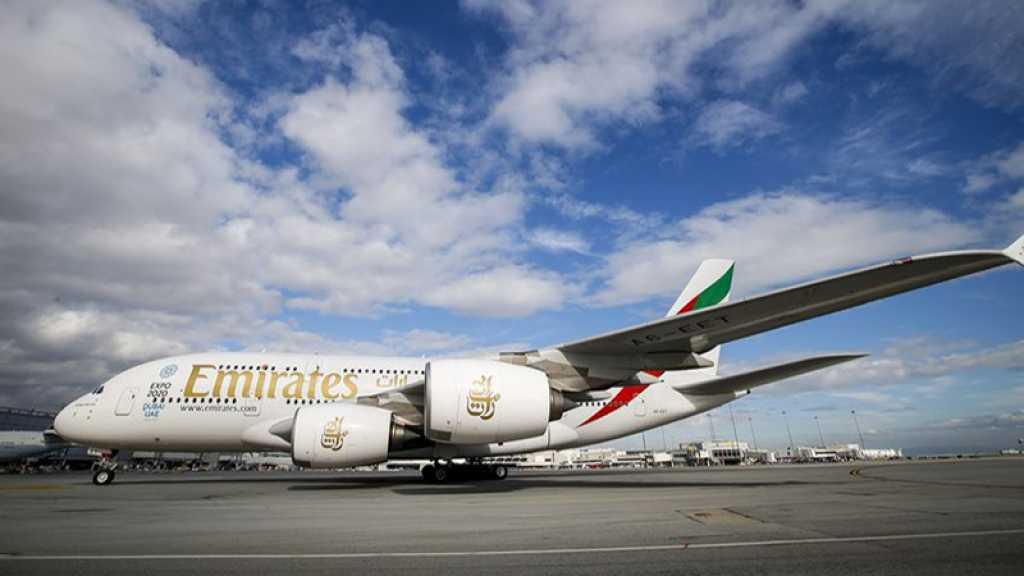 Normalisation: un premier avion de ligne émirati a atterri en «Israël»