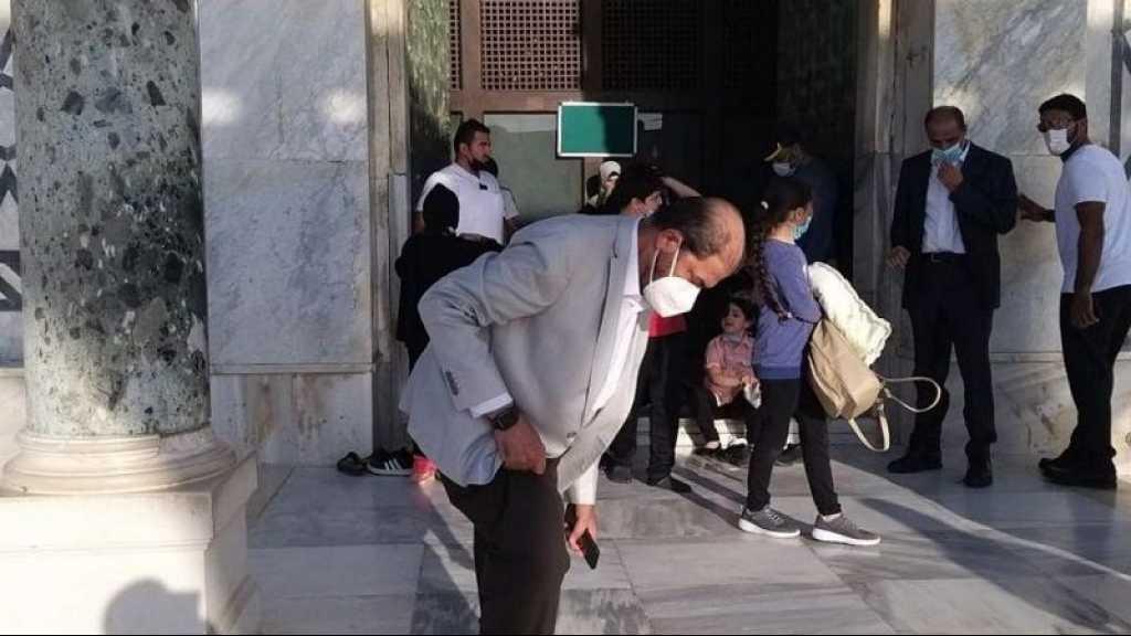 Une délégation émiratie chassée par des Palestiniens de la mosquée Al-Aqsa