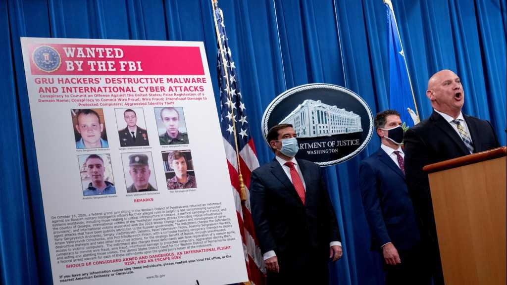 Agents russes accusés de cyberattaques: le Kremlin dénonce la «russophobie» américaine